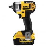 DeWALT DCF880M2-QW - 18V Xr Lithium-Ion Compact Impact Wrench With 2 X 4Ah Batteries