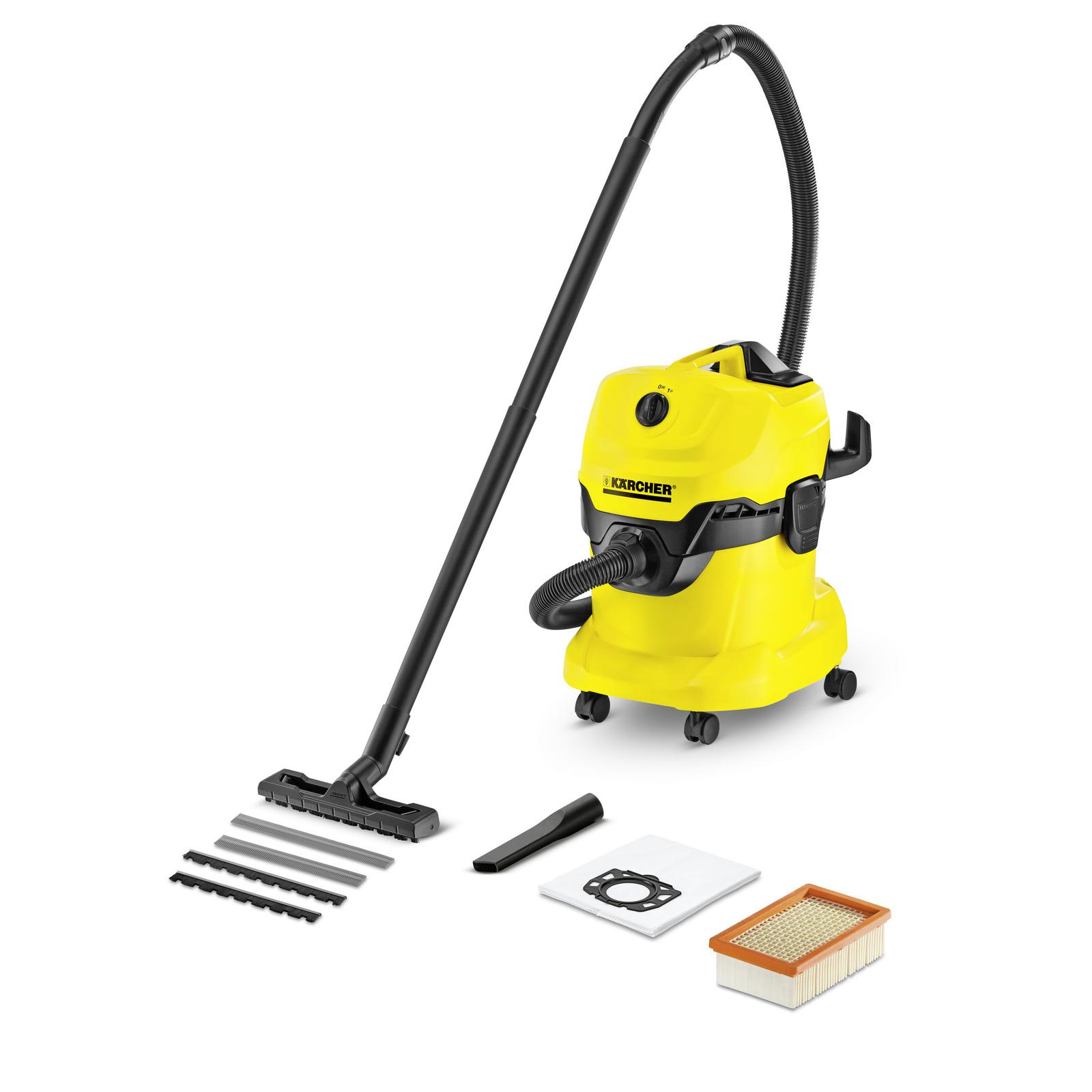 KARCHER 1.348-110.0 - WD4 Multi-Purpose Vacuum Cleaner
