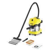 KARCHER 1.348-153.0 - WD4 Premium Wet and Dry Vacuum Cleaner