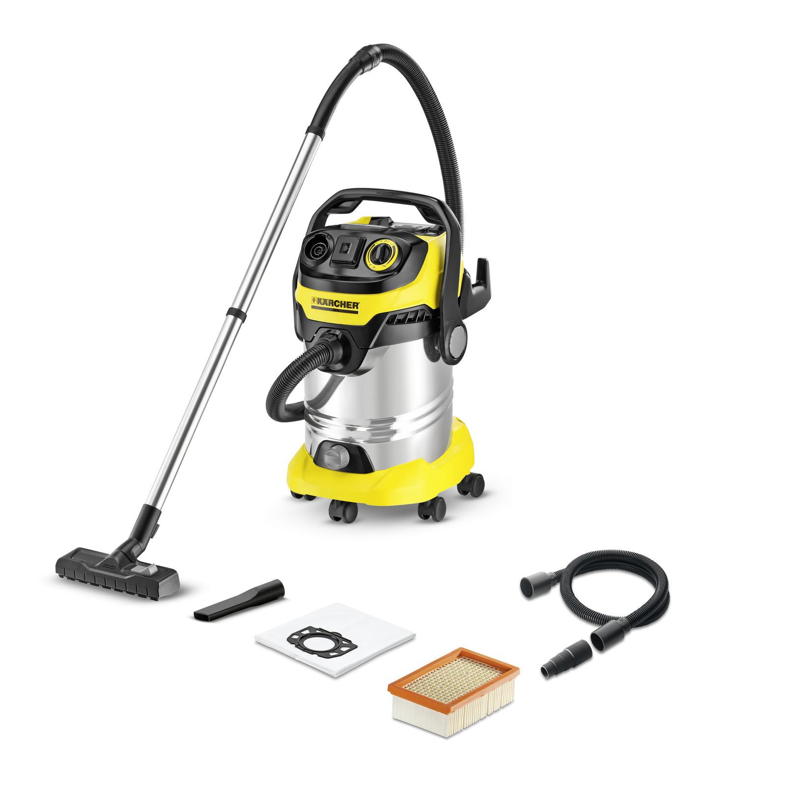 KARCHER 1.348-270.0 - WD6 P Premium Multi-Purpose Vacuum Cleaner