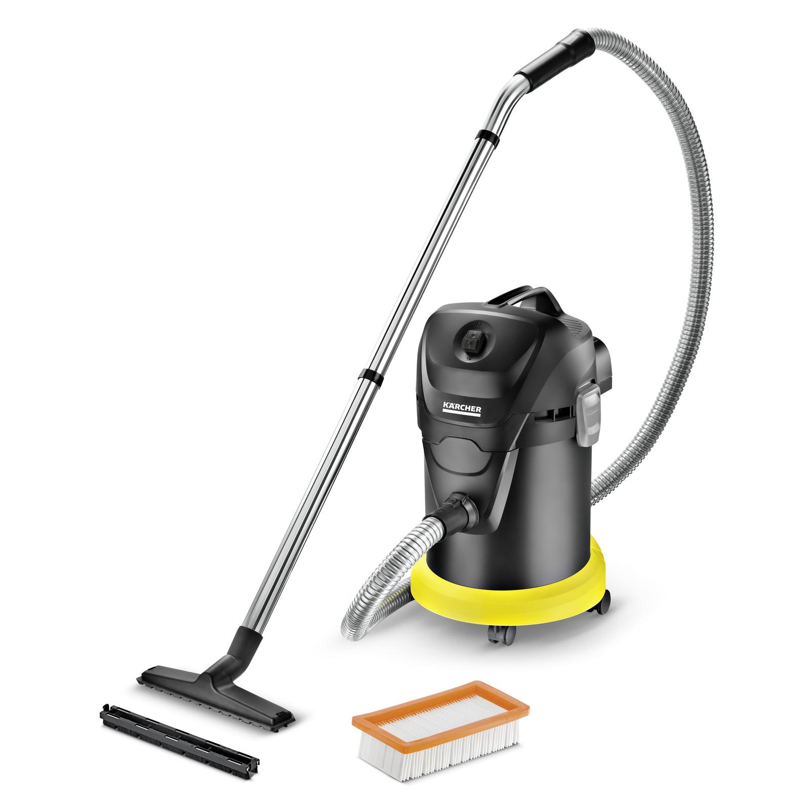 KARCHER 1.629-674.0 - AD3 Premium Fireplace Ash Vacuum