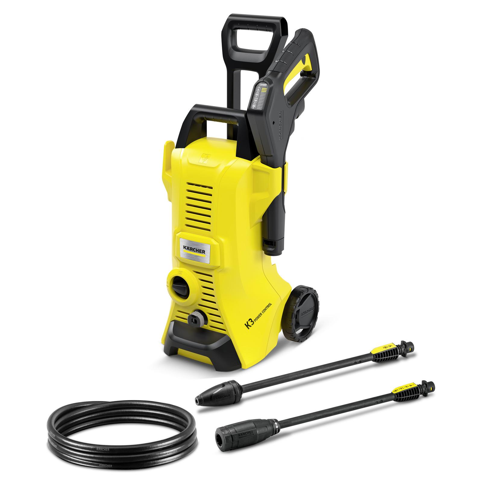 KARCHER 1.676-102.0 - K3 Power Control High Pressure Washer