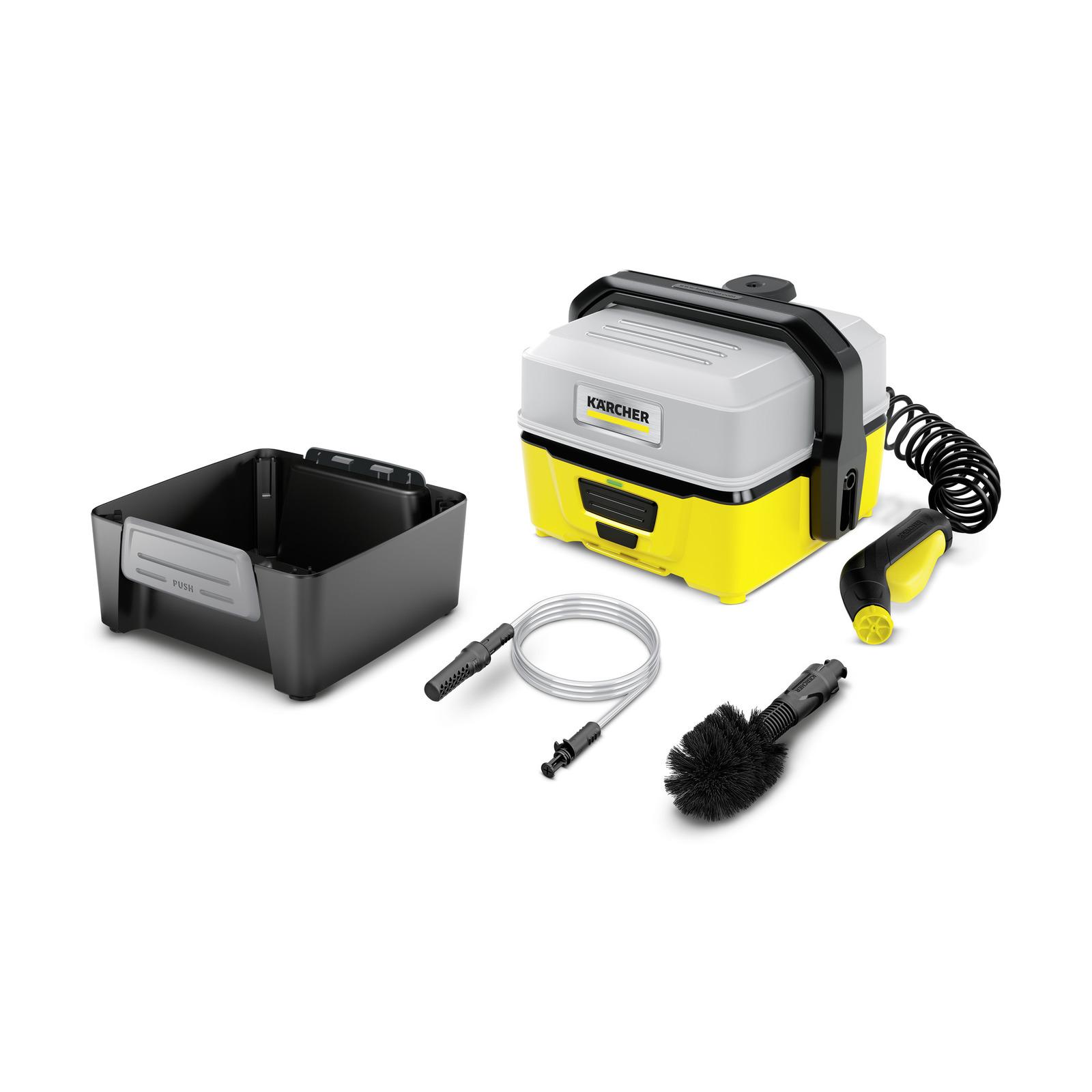 KARCHER 1.680-016.0 - OC3 Plus Adventure Mobile Outdoor Cleaner