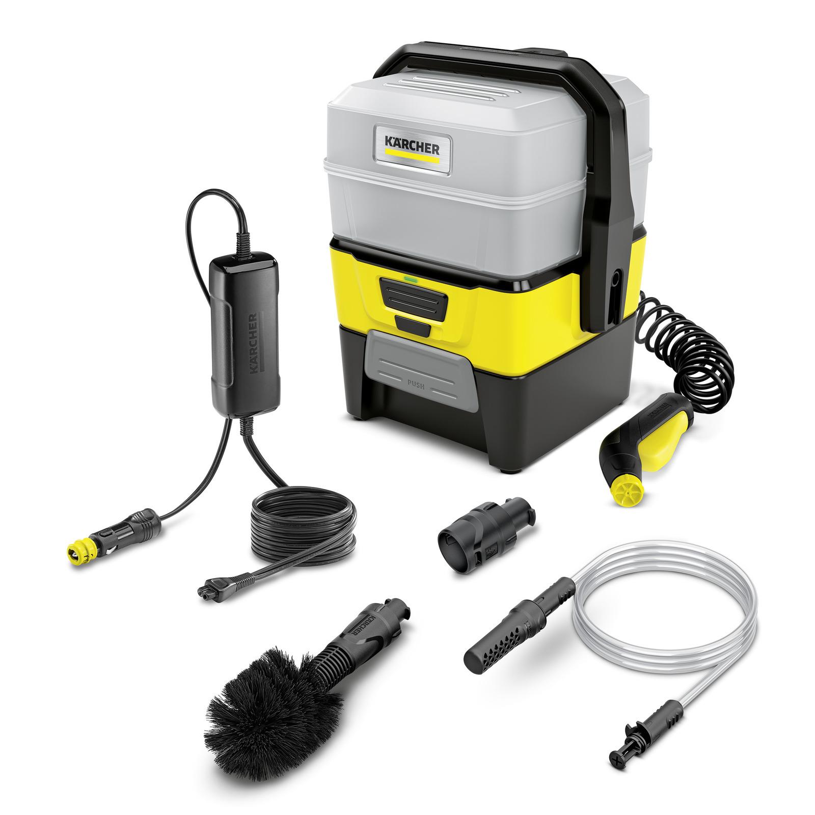 KARCHER 1.680-038.0 - OC3 Plus Multi-Purpose Box Mobile Outdoor Cleaner