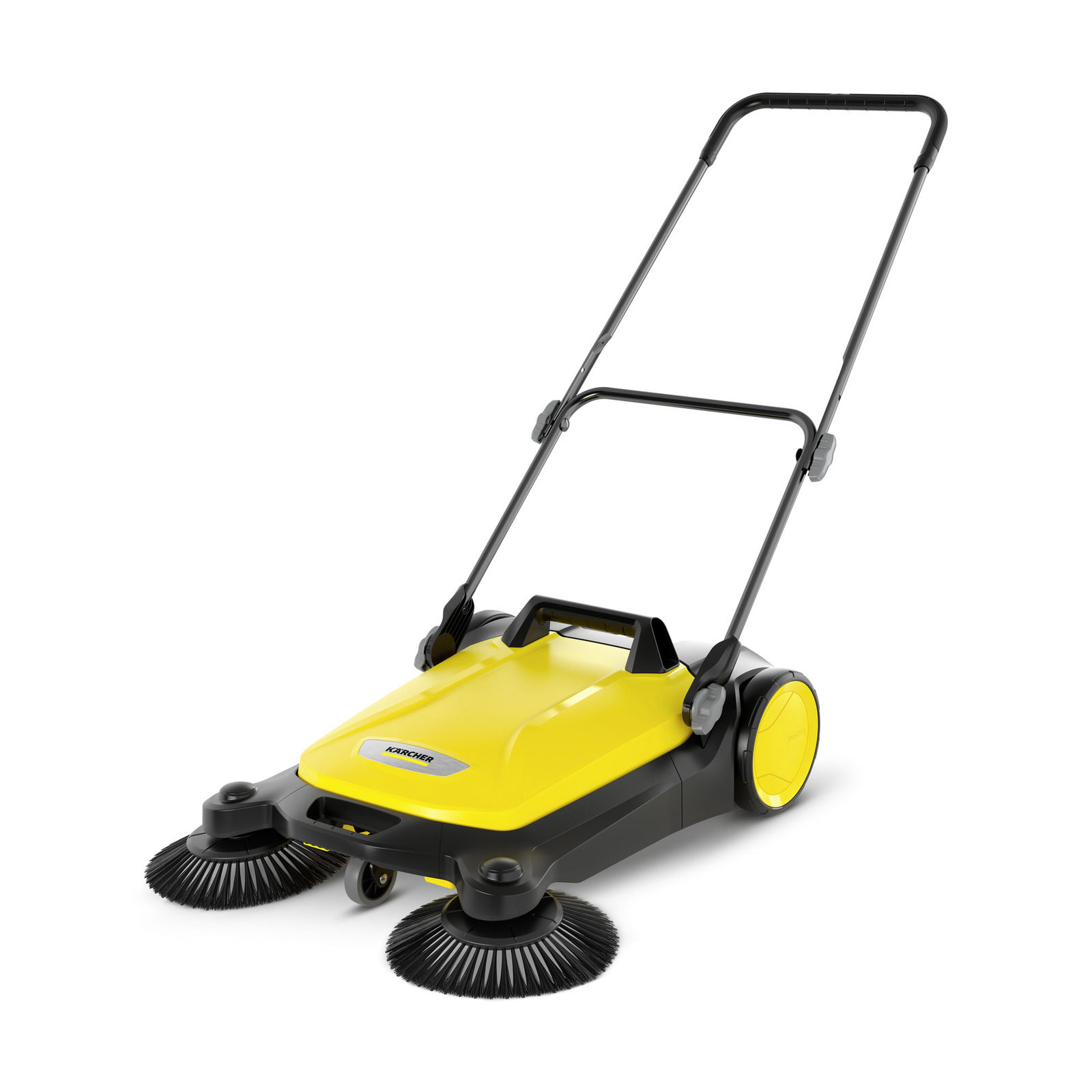 KARCHER 1.766-360.0 - S4 Twin Push Sweeper