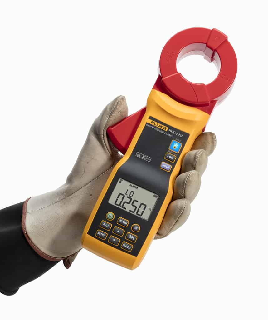 FLUKE 1630-2 FC - Earth Ground Clamp Meter 1000V