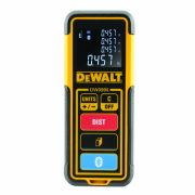 DeWALT DW099S-XJ - LINE DISTANCE MEASURER LASER 100FT/30M
