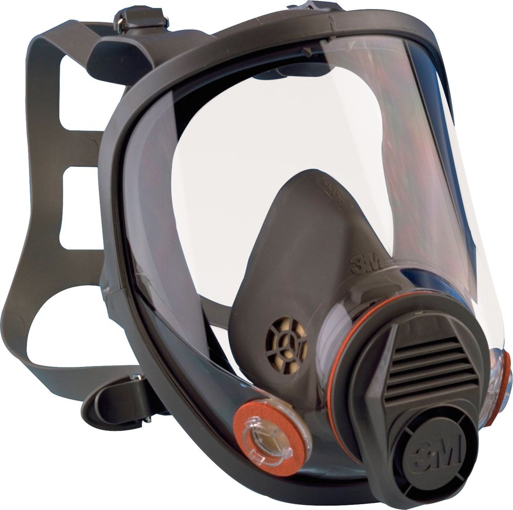- 6900 Full Facepiece Reusable Respirator