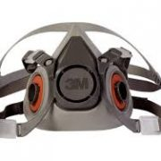 3M 6200 - Medium Half Facepiece Reusable Respirator