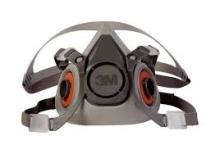 3M 6200 - Medium Half Facepiece Reusable Respirator