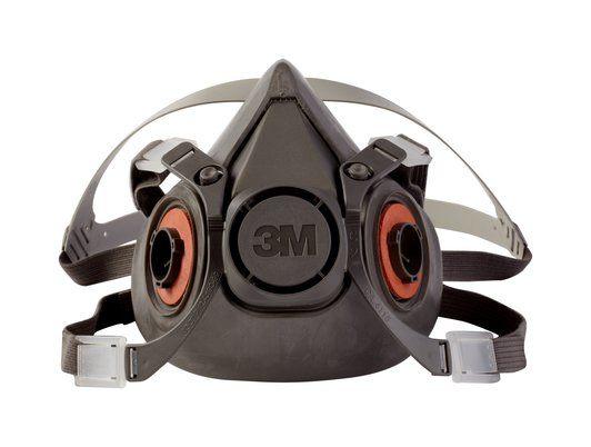 3M 6300 - Large Half Facepiece Reusable Respirator