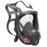 3M 6800 - Medium Full Facepiece Reusable Respirator