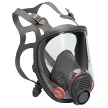 3M 6800 - Medium Full Facepiece Reusable Respirator