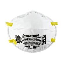 3M 8210 - Standard Size Disposable Respirator Mask 20EA-Box