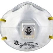 3M 8210V - Particulate Disposable Respirator Mask N95 10EA-Box