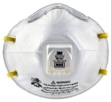 Disposable Respirators and Dust Masks