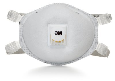 3M 8514 - Particulate Respirator; N95 Nuisance Level Organic Vapor Relief 10EA-Box