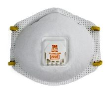 3M 8511 - Particulate Respirator N95 w-Valve 10PK