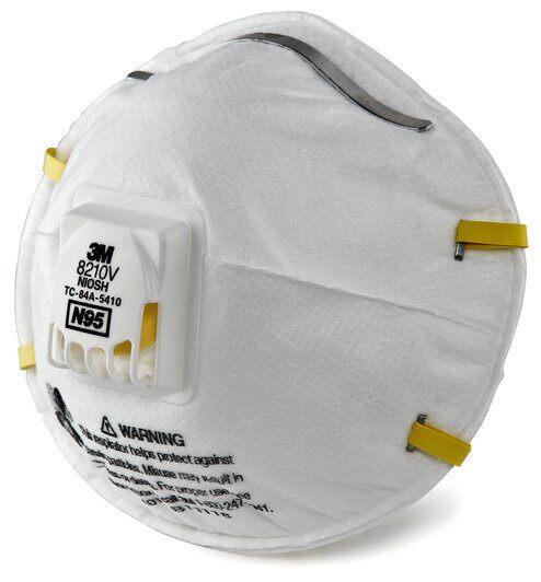 - Particulate Disposable Respirator MaskN95 10EA-Box