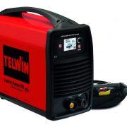 TELWIN 816172 - SUPERIOR PLASMA 100 230V/400V + ACC., Upper Plastic Inverter Welder