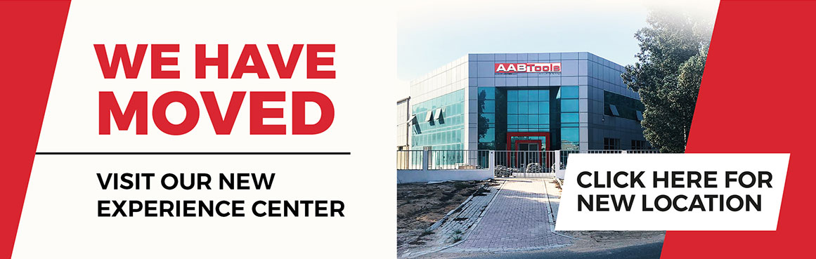 AABTools Experience Center - Dewalt & Fluke Distributor