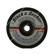 Black & Decker AS17907N-AE - 4-inch S.Steel Cutting Disc