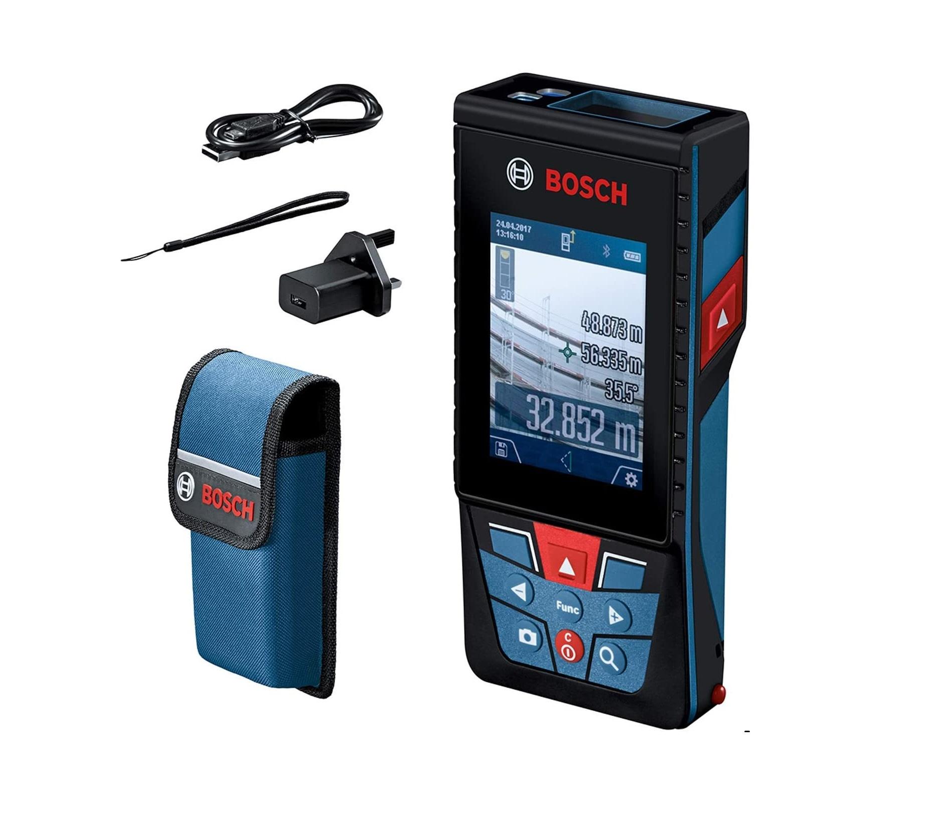 Bosch 0601072F70 - GLM 120C Prof. UK