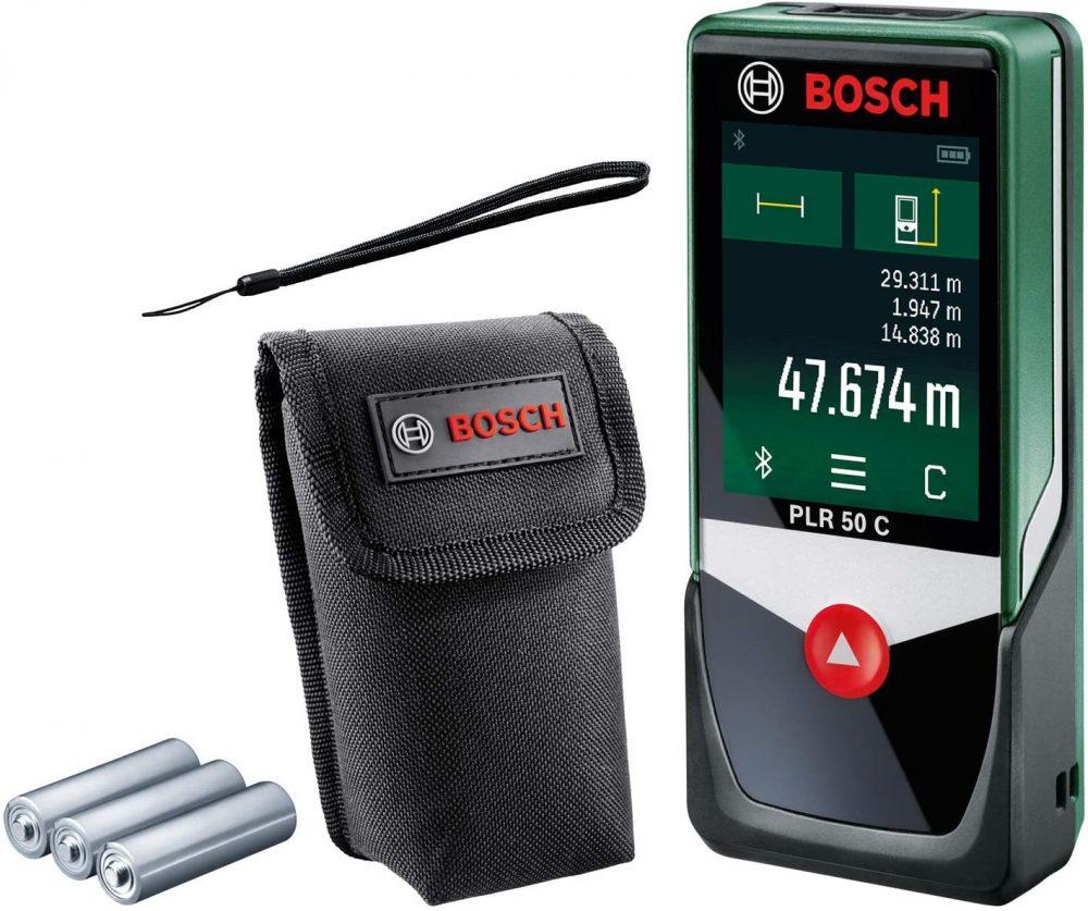 Bosch 0603672201 - PLR 50 C DIY Rangefinder