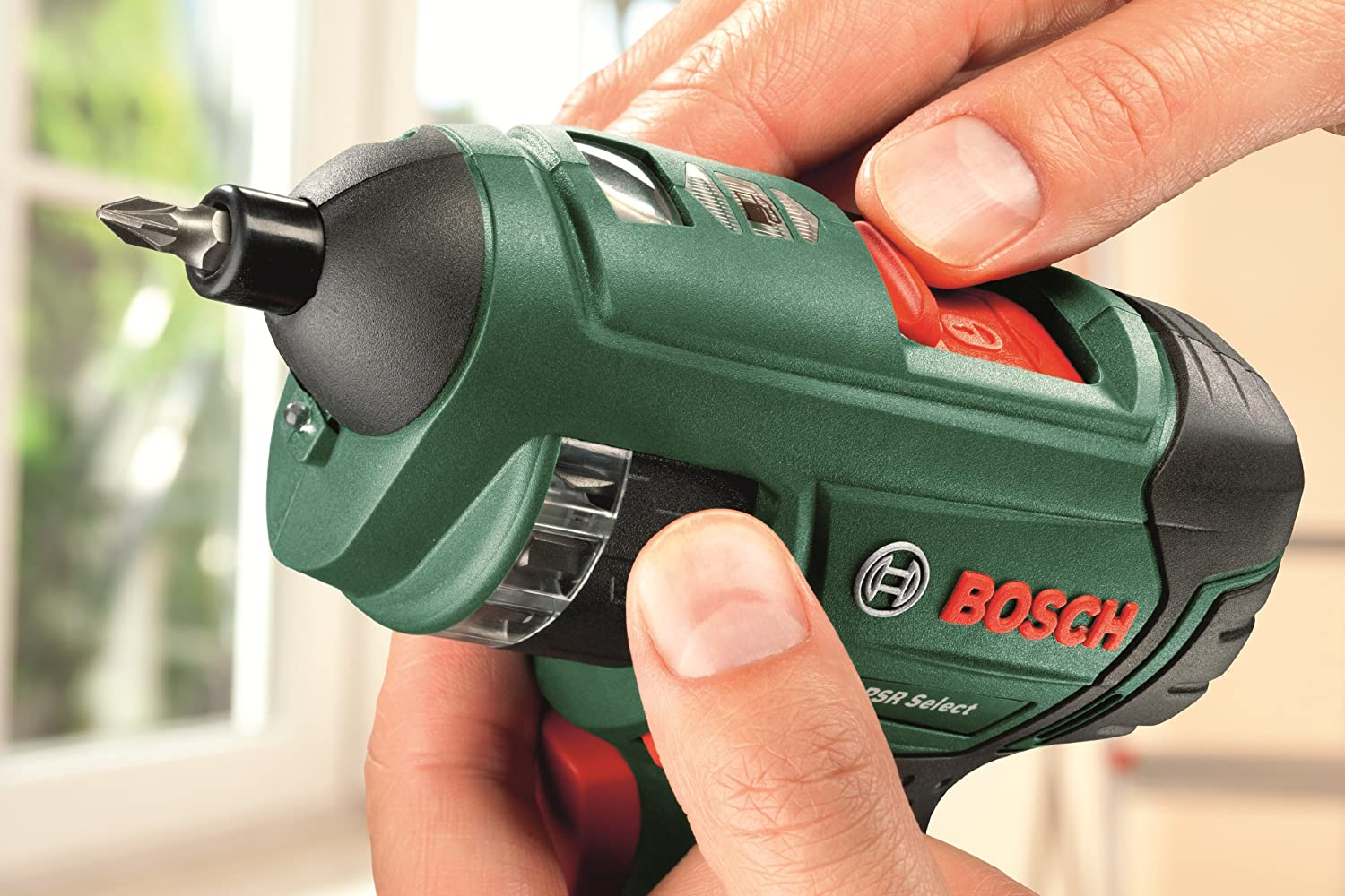 Bosch_0603977070_PSR Select Cordless Screwdriver 1 - PSR SELECT