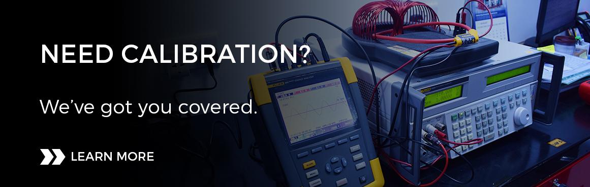 Authorized - ISO Certified Calibration Laboratory