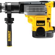 DeWALT D25763K-B5 - 9kg Fully Featured SDS-Max Combi Hammer