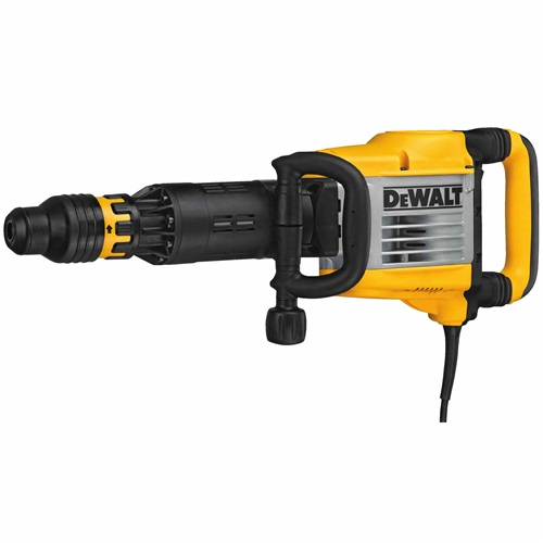 DeWALT D25951K-LX - 110V SDS Max Demolition Hammer with AVC, 12kg 1600W, 1620bpm