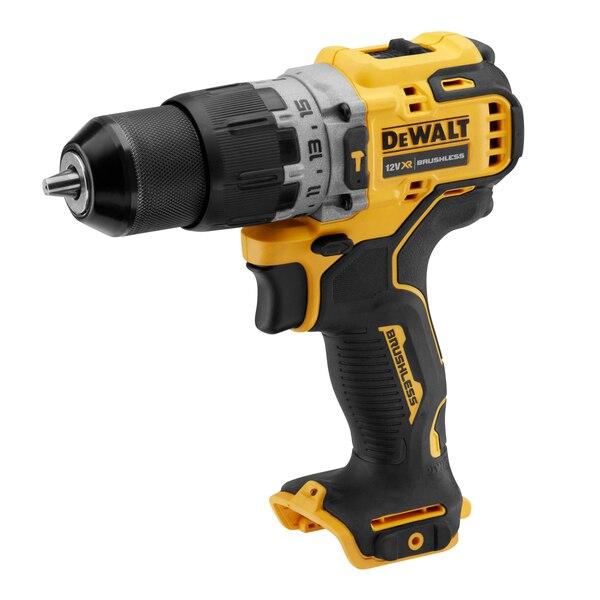 DCD706N_1 - 12V Xr Brushless Sub-Compact Hammer Drill Driver – Bare Unit