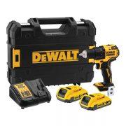 DeWALT DCD708D2T-GB - 18V Xr Brushless Compact Drill Driver – 2 X 2Ah