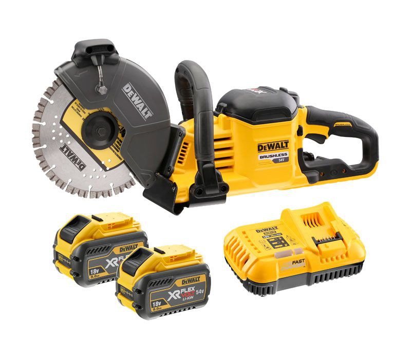 Dewalt_DCS690X2-GB_Cordless Cut Off Saw