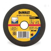 DeWALT DT3445-QZ - Thin Metal Cutting Disc 125 x 22.2 x 1mm