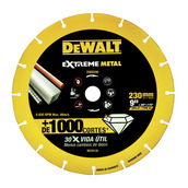 DeWALT DW8590 - Diamond Metal Cutoff wheel 230 x 2.1mm
