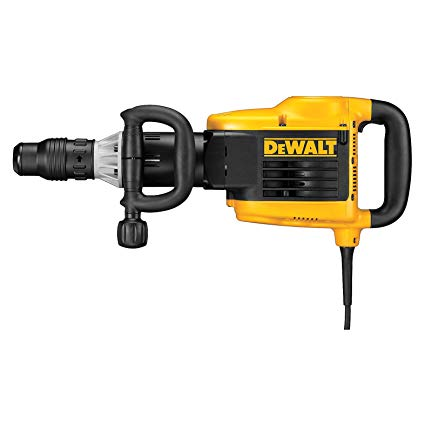 DeWALT D25899K-GB - 10kg  SDS Max Demolition Hammer 220V