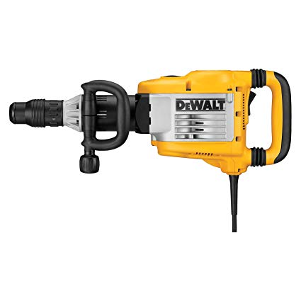 DeWALT D25901K-B5 - SDS Max Demolition Hammer with AVC; 10kg 220V