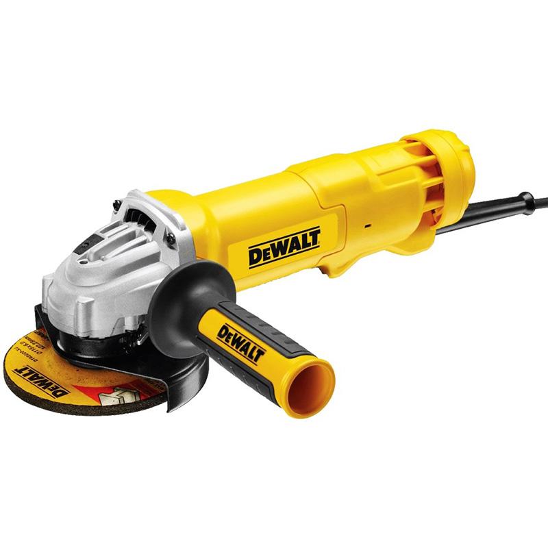 DeWALT DWE4215-B5 - 125mm Angle Grinder; 1200W; 11800RPM; Slide Switch 220V