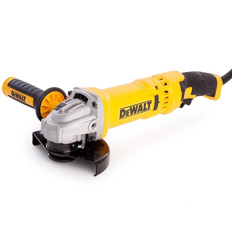 DeWALT DWE4277-LX - 125mm Small Angle Grinder 1250W 110V