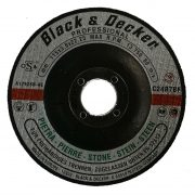 Black & Decker A17908N-AE - 4-inch Stone Cutting Disc