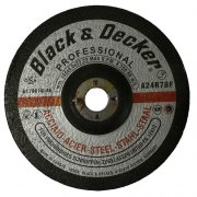 Black & Decker A17961N-AE - 7-inch Metal Grinding Disc