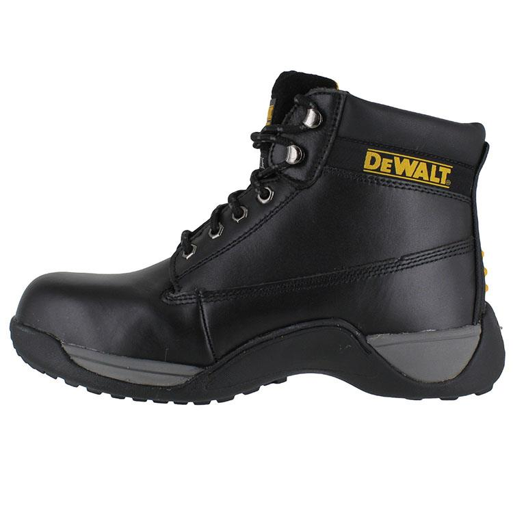 - 6 in Work Boot Black