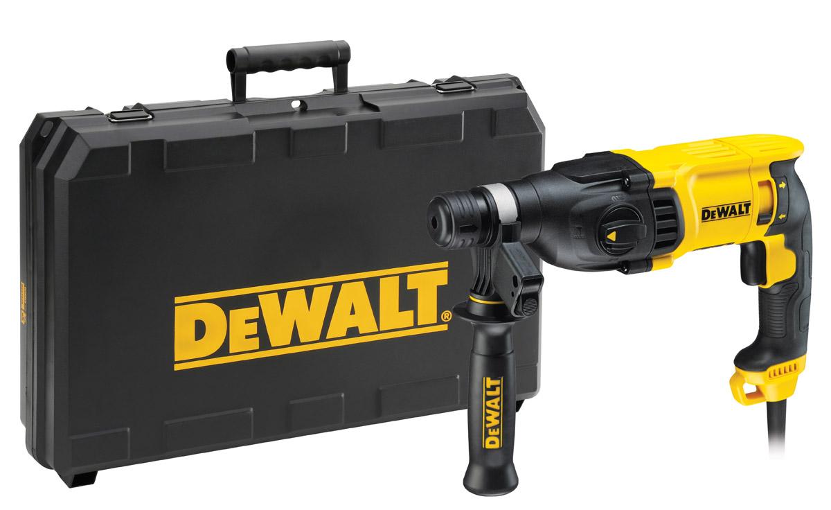 DeWALT D25133K-B5 - Heavy Duty SDS Plus Comb. Hammer; 26mm; 220V
