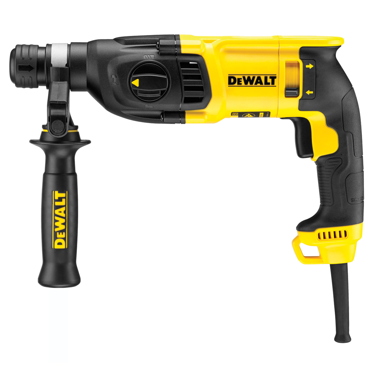 DeWALT D25133K-B5 - Heavy Duty SDS Plus Comb. Hammer; 26mm; 220V