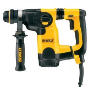 DeWALT D25323K-LX - 26mm L-Shape SDS-Plus Combination Hammer with AVC 110V