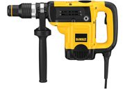 DeWALT D25501K-GB - 40mm SDS Max Combination Hammer 5Kg 2200V