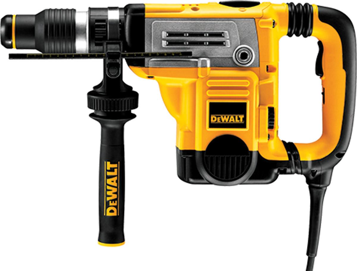 DeWALT D25601K-LX - 6kg SDS-Max Combination Hammer 45mm 110V