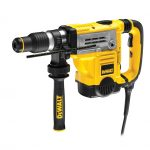 DeWALT D25601K-GB - 6kg SDS-Max Combination Hammer 45mm 220V